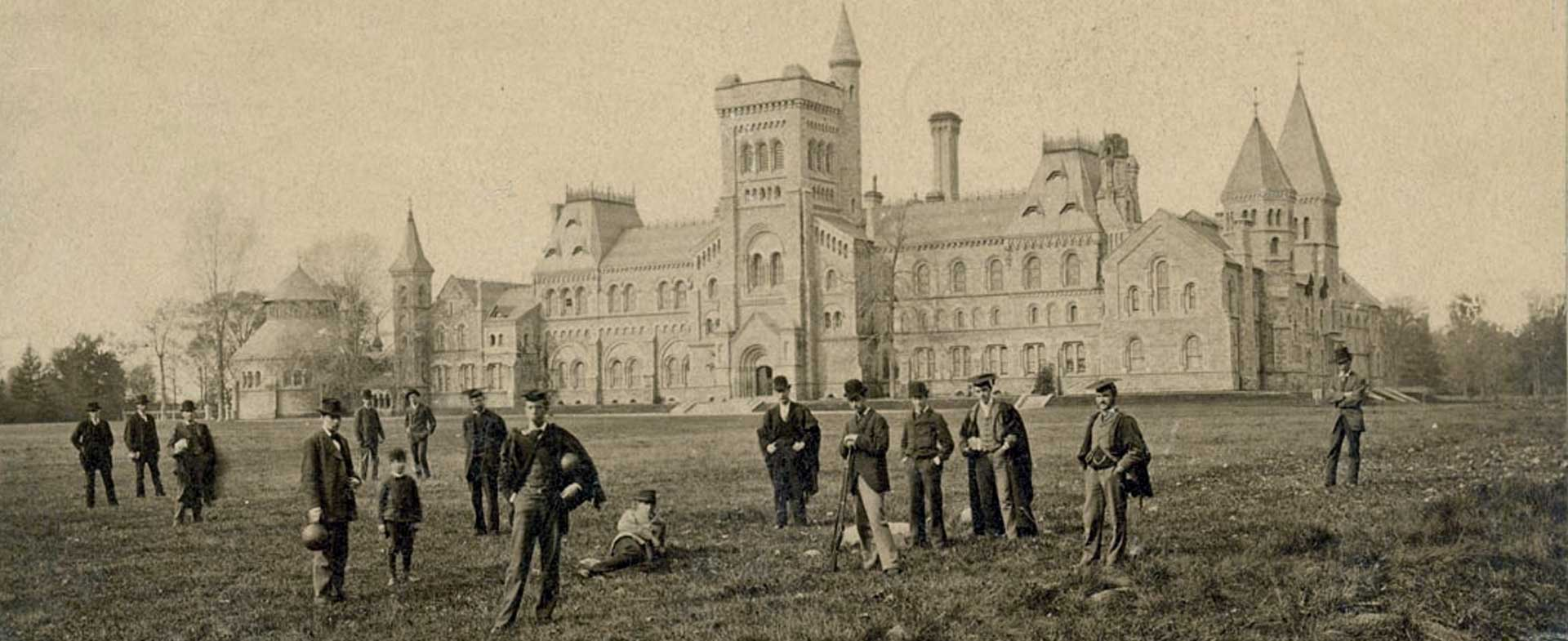 University of Toronto: Snapshot of its History