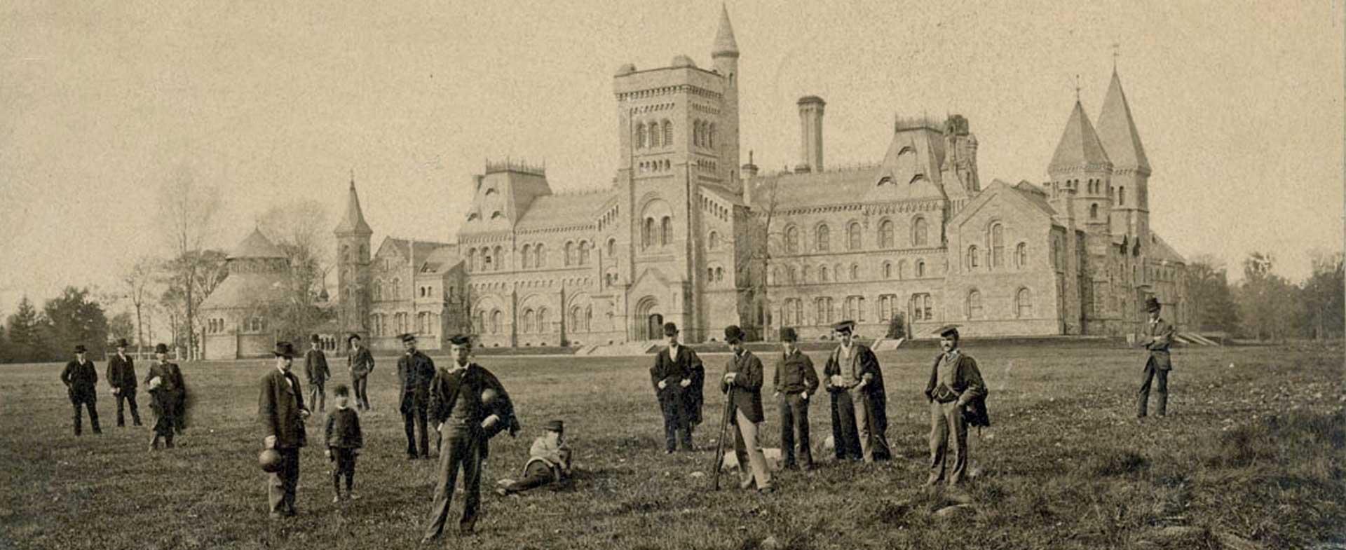 University of Toronto: Snapshot of its History